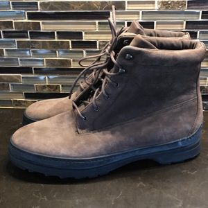 NWOT KEDS Outdoor suede leather boots